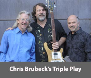Chris Brubeck's Triple Play