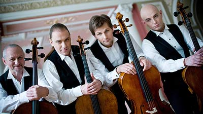 Rasterelli Cello Quartet