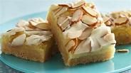 swedish almond bars