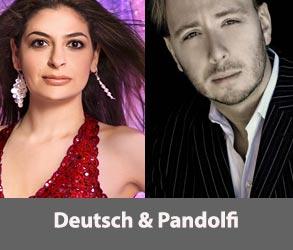 Lindsay Deutsch & Thomas Pandolfi